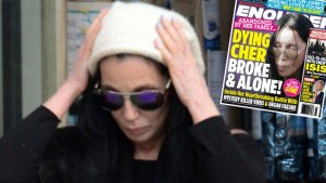 cher dying health broke alone national enquirer