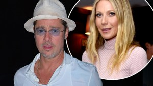 Brad Pitt's 'Ex'-Therapy With Gwyneth thumbnail