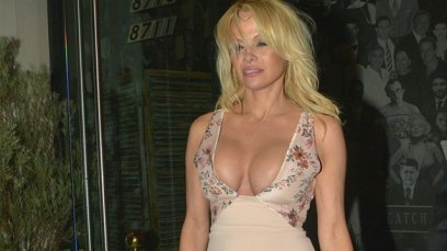 pamela anderson hottest photos cleavage porn