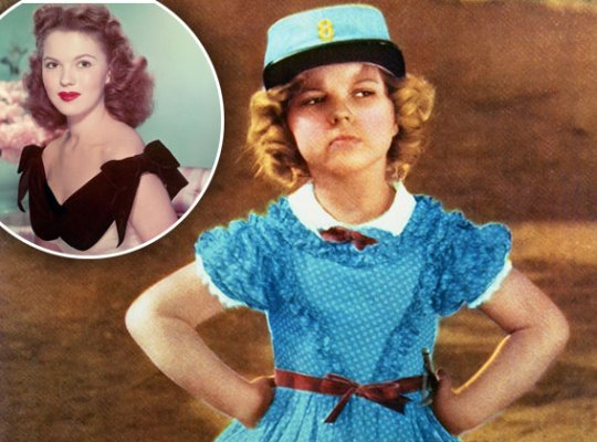 shirley temple scandals hollywood pedophiles