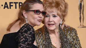 debbie reynolds cause of death carrie fisher bright lights