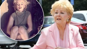 debbie reynolds death marilyn monroe murdered