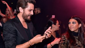 kourtney kardashian scott disick together