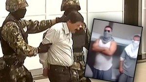 el chapo prison breakout video