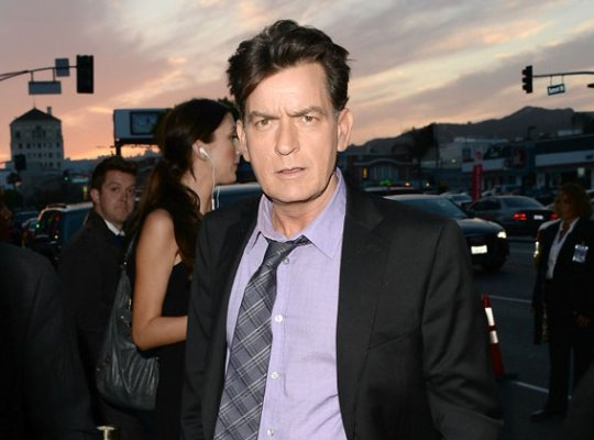 Charlie Sheen: Mother Saved Me From Suicide thumbnail