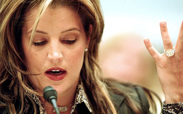 lisa marie presley divorce husbands