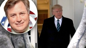 donald trump russian spy investigation dick morris