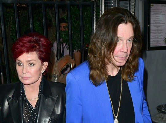 sharon osbourne ozzy affair marriage