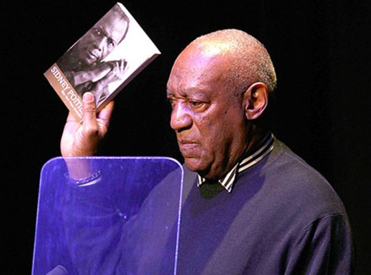 bill cosby sidney poitier rape charges