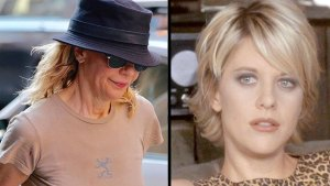 Meg ryan plastic surgery claims F