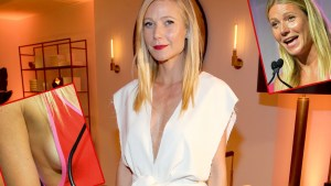 Gwyneth Paltrow's Boob-Job Panic thumbnail