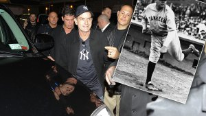 charlie sheen broke babe ruth