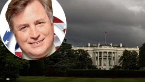 donald trump russian conspiracy dick morris