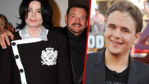 michael jackson son prince paternity scandal