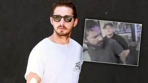 shia labeouf drunk arrest video