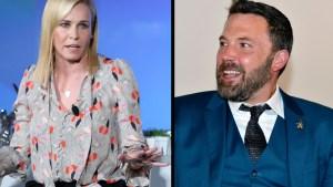 Ben Affleck: Chelsea Handler's Plan To Spill His Secrets thumbnail