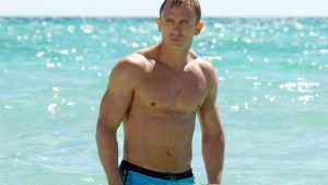 daniel craig james bond nudity