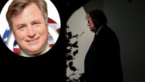 Donald trump deep state operatives dick morris F