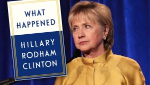 Hillary clinton book first look F