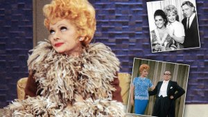 lucille ball feuds richard burton joan crawford