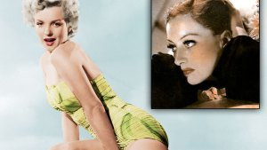 marilyn monroe & joan crawford