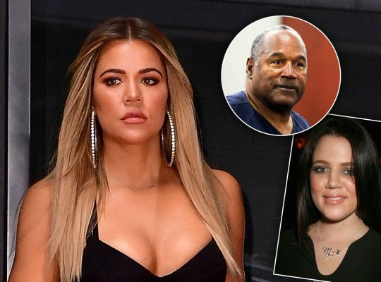 oj simpson khloe kardashian daughter claims