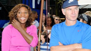 serena williams & john mcenroe