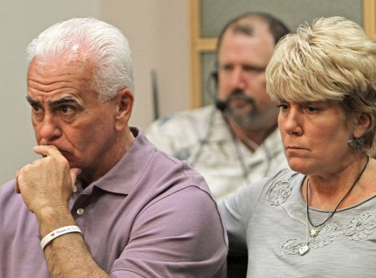Casey anthony murder trial parents