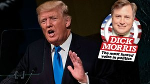 donald trump republicans democrats dick morris