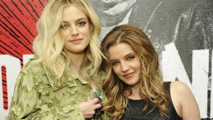 Riley Keough & Lisa Marie Presley