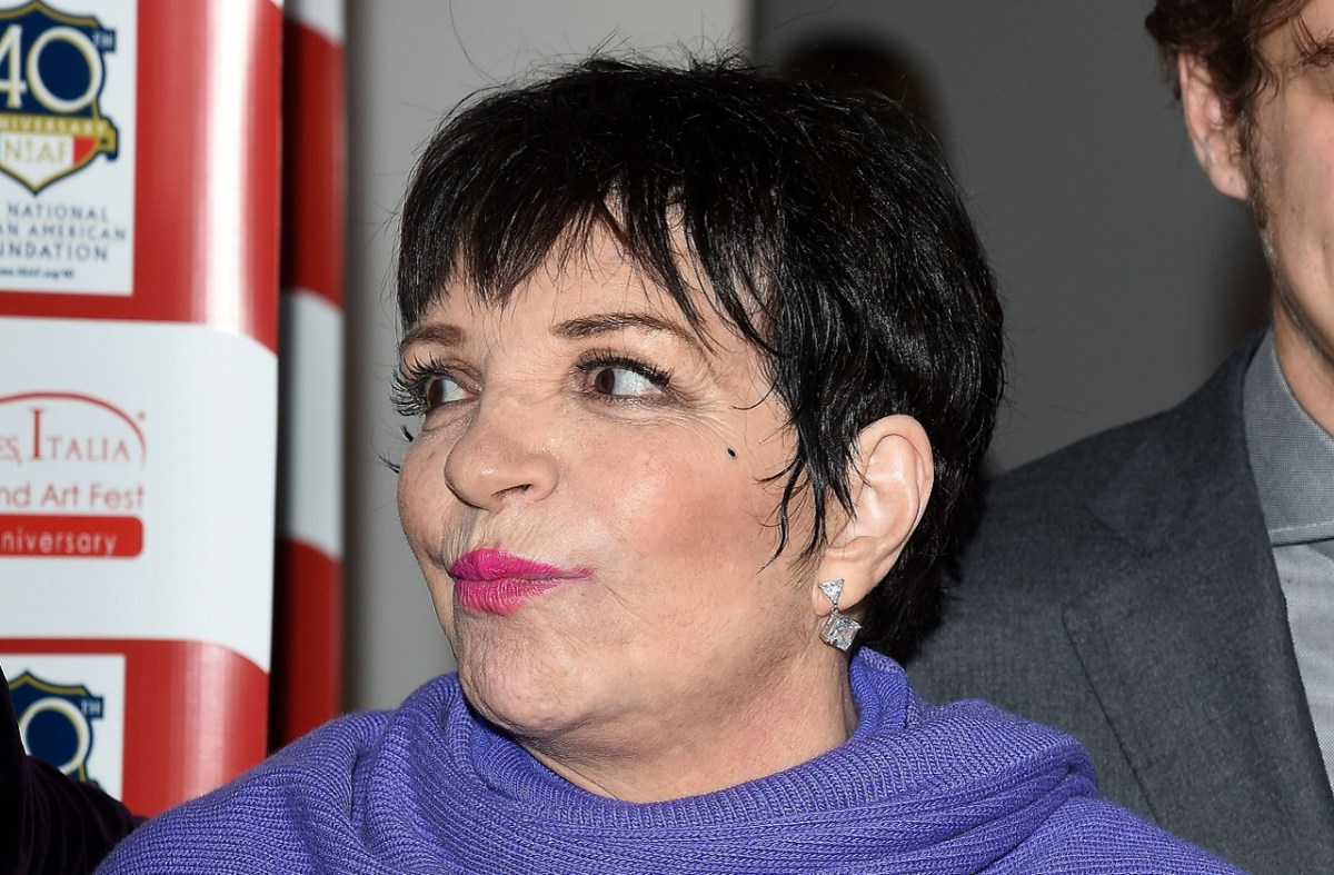 Liza Minnelli May Never Sing Again