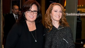 rosie o'donnell michelle rounds suicide death