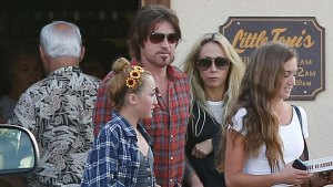 billy ray cyrus divorce marriage