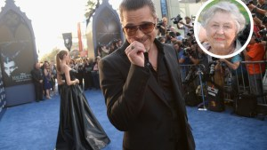 Brad Pitt: Star Shunned His Dying Grandma thumbnail