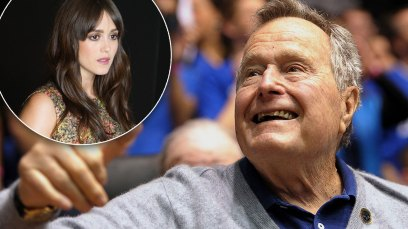 george hw bush sexual harassment