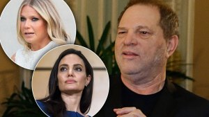 harvey weinstein angelina jolie gwyneth paltrow