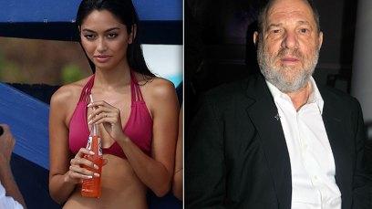 harvey weinstein sexual harassment model sting video
