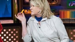 martha stewart junk food scandal