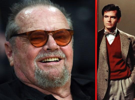 Jack Nicholson: Vain Star's Secret Stomach Surgery thumbnail
