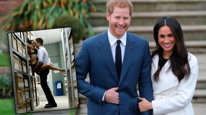 meghan markle scandals prince harry engagement