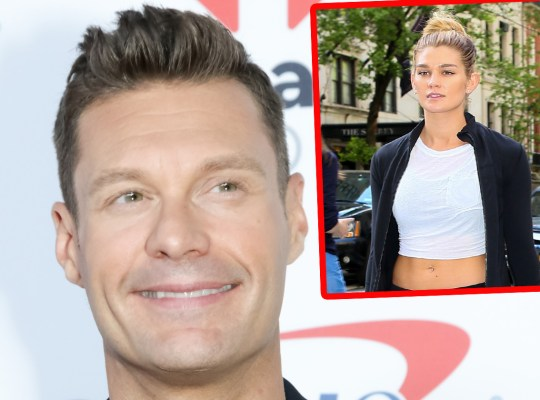 ryan seacrest shayna taylor marriage