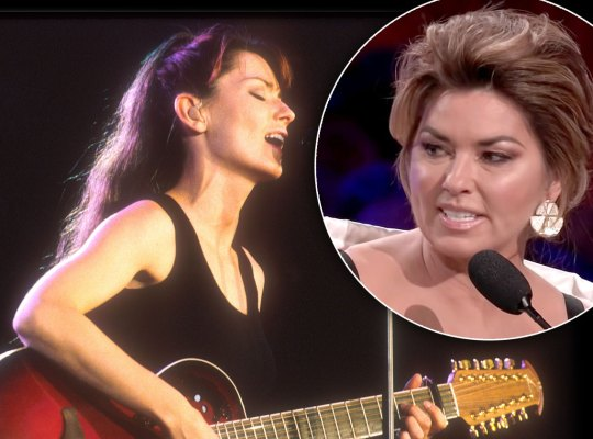 shania twain plastic surgery disaster claims