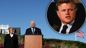 ted kennedy sex scandals harassment