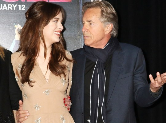 don johnson wont watch 50 shades � even for work