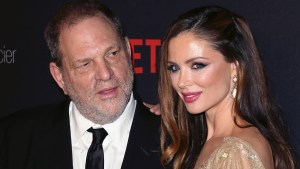 harvey weinstein wife forgive reconcile