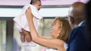 hoda kotb baby clothes