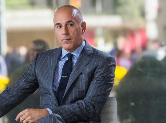 matt lauer affairs sex scandals