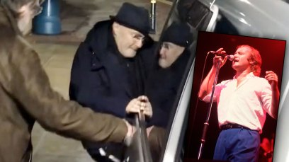 phil collins health concert tour dying claims