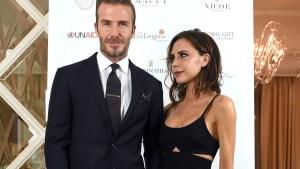 David Beckham's Vacuum Fetish thumbnail