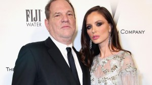 harvey weinstein designer wife scandal snub